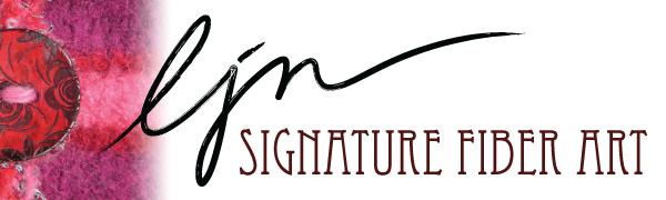 Signature Fiber Art
